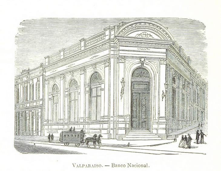 Valparaíso - Banco Nacional
