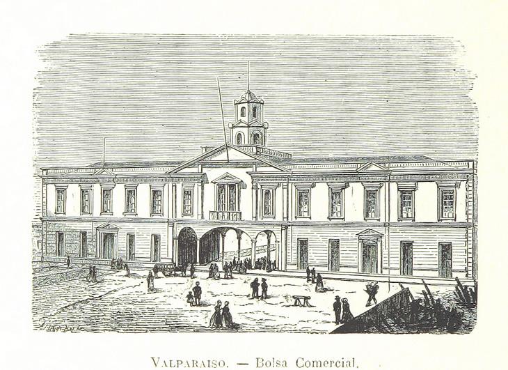 Valparaíso - Bolsa Comercial