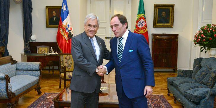 Viceprimer ministro de Portugal | José Manuel de la Maza | Presidencia de la República