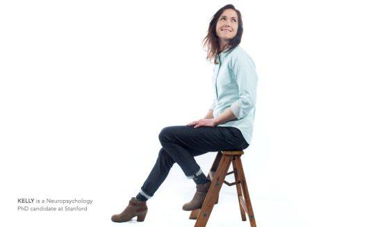 Kelly | Neuropsicóloga | Candidata a doctorado en Stanford