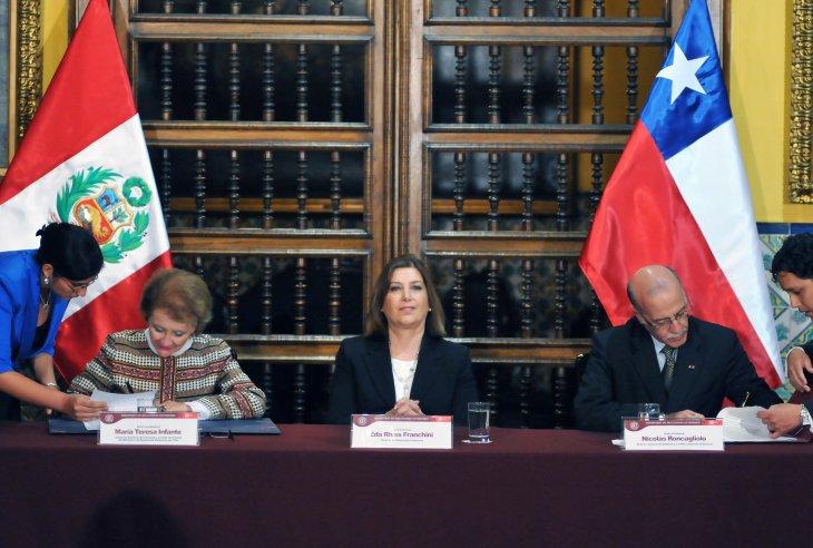 Cancillería del Perú