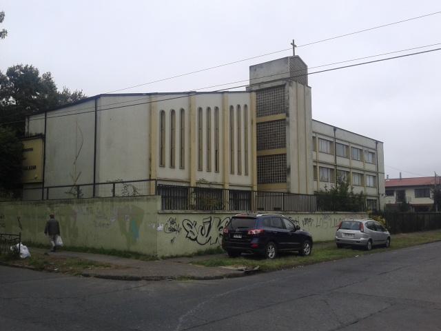 Actuales dependencias de la PDI de Temuco | RBB