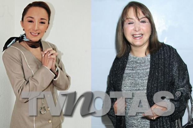 El antes y después de la actriz