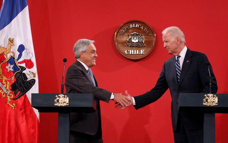 Joseph Biden | Pedro Cerda | Agencia UNO