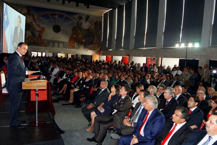 Ceremonia | Víctor Salazar | Agencia UNO