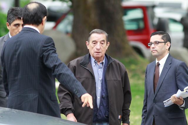Claudio Vargas   Víctor Salazar   Agencia UNO