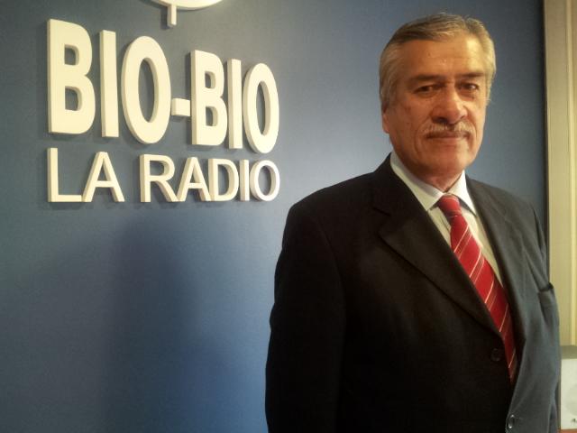 Diputado Fernando Meza | Andrés Pino (RBB)
