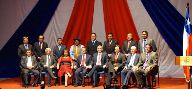 El nuevo Consejo Regional de Arica y Parinacota | Eduardo Woo | BBCL