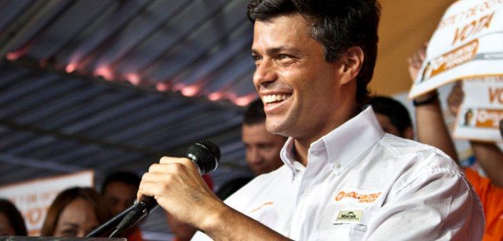 Leopoldo López | Danieldominguez19 (CC)
