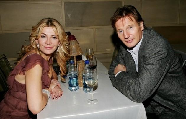 Richardson y Neeson | Vista en Hola.com