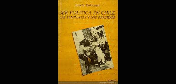 Ser política en Chile, FLACSO (c)