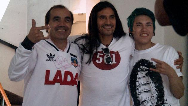 Sergio, Coca y Matías | Canal 13