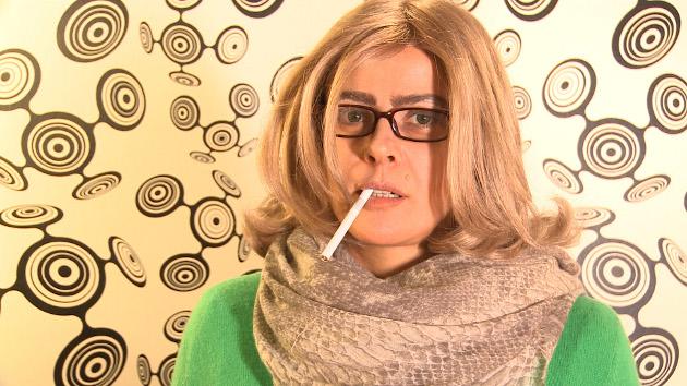 Tonka Tomicic disfrazada para El Gran Truco | Canal 13