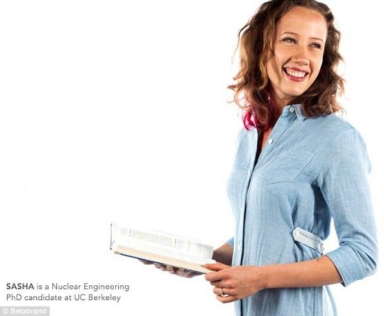Sasha | Ingeniera Nuclear | Candidata a doctorado en UC Berkeley