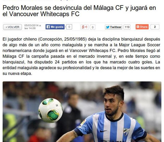 Malaga FC Oficial