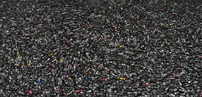 Teléfonos celulares, tomada en Atlanta | Chris Jordan