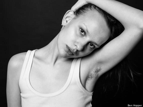 Rachel Lindgren, actriz y modelo | Ben Hopper