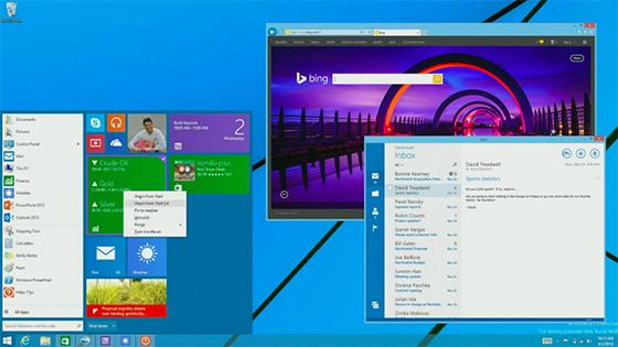 Así lucirá el nuevo botón con la actualización de 8.1 | Windows