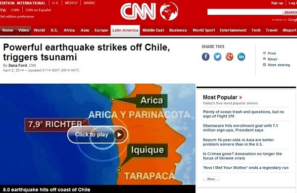 Cadena CNN