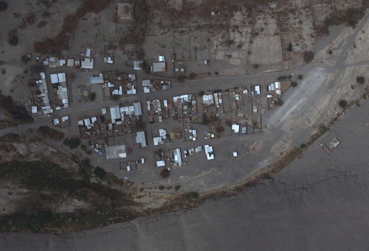 Huarasiña | Servicio aerofotogramétrico de la FACH