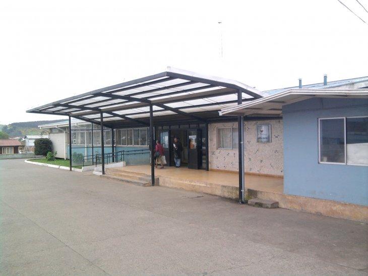 Hospital de Carahue | Carlos Martínez (RBB)