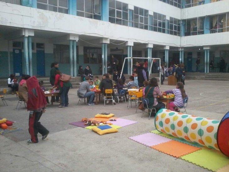 Jardín sobre ruedas | Fundación Integra (cc)