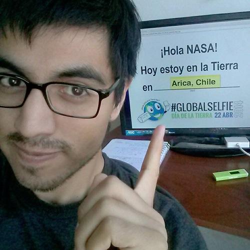 Nuestro integrante de BioBioChile en Arica