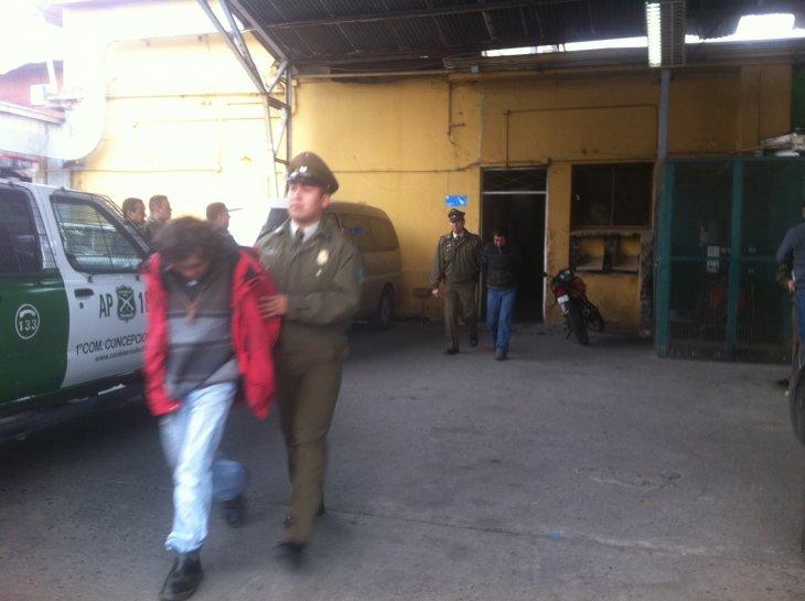 Detenidos por robo a Hogar de Cristo | Pedro Cid (RBB)