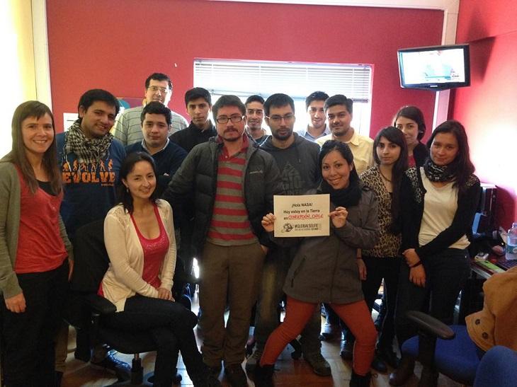 El equipo de BioBioChile en Concepción