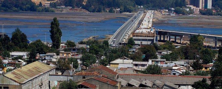Puente Chacabuco | Victor Salazar/AgenciaUNO