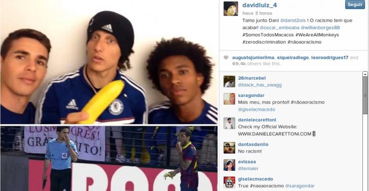 David Luiz | Instagram