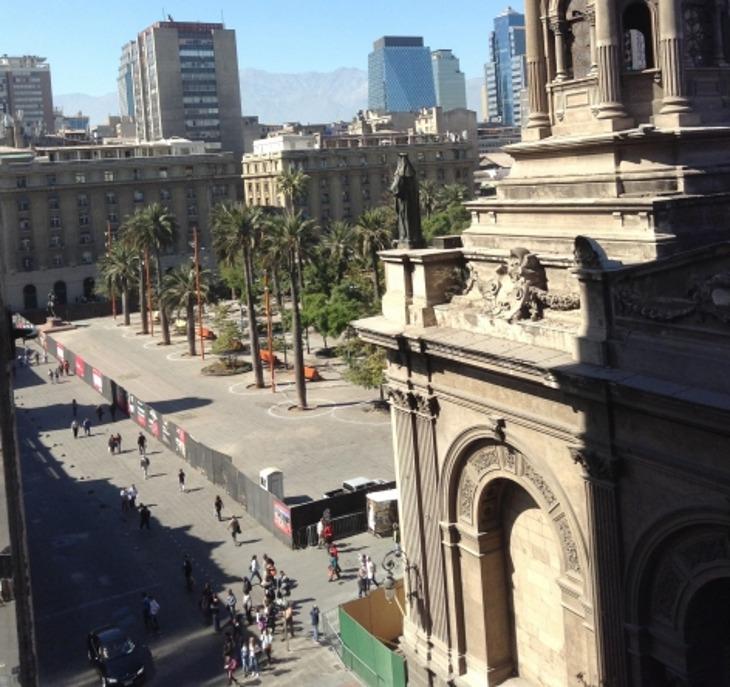 Plaza de Armas Nulo Avance | Plinio Sepúlveda