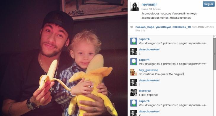Neymar Jr. | Instagram