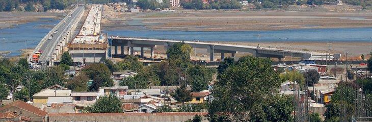 Puente Chacabuco | Víctor Salazar/AgenciaUNO