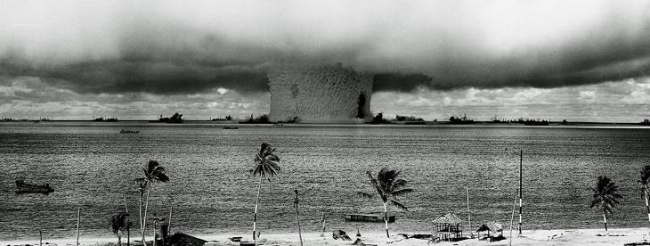 Pruebas en el atolón de Bikini | US State Department