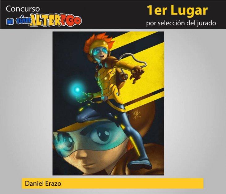 Primer Lugar | Daniel Erazo (Venezuela)