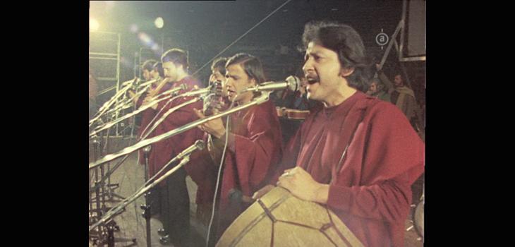 Evento solidaridad Roma 1977, Museo de la Memoria (c)
