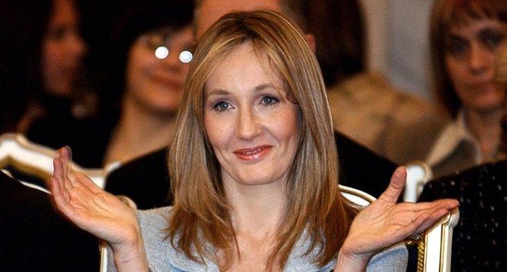 J. K. Rowling | Vadim Ghirda/Pool/AFP