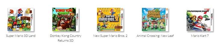 Los juegos en rebaja | Nintendo