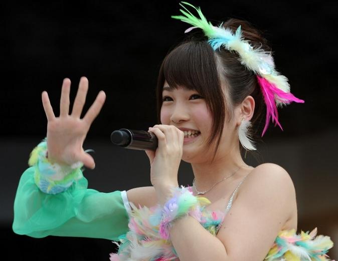 Rina Kawaei | TOSHIFUMI KITAMURA | AFP