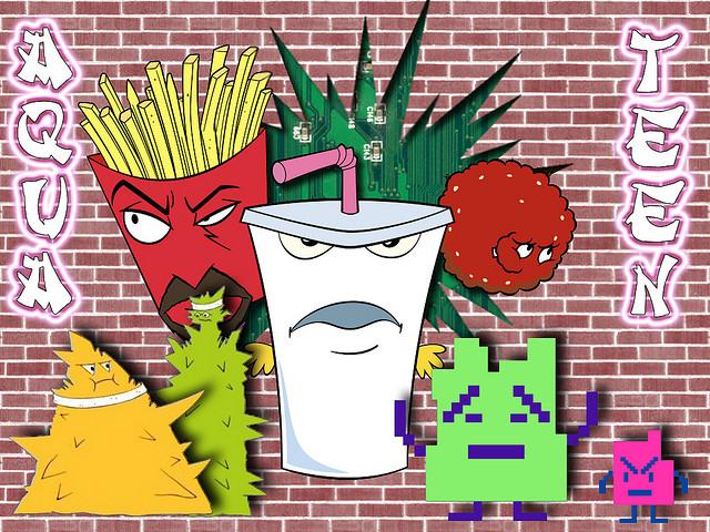 Aqua Teen Hunger Force | Vanesse III (CC) | Flickr
