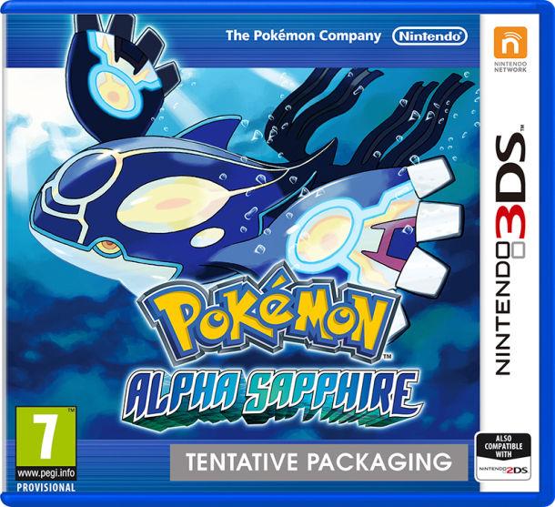 Empaque preliminar | Nintendo