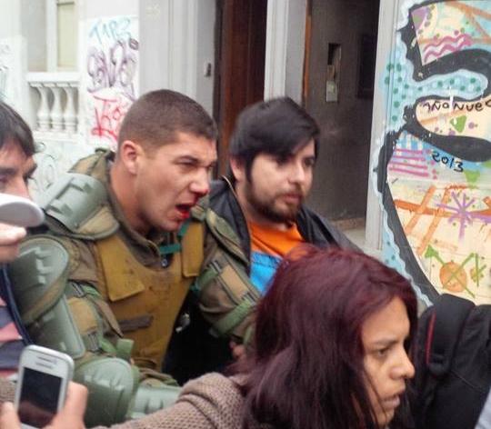 Brutalidad al máximo | Rodrigo Torres Galleguillos