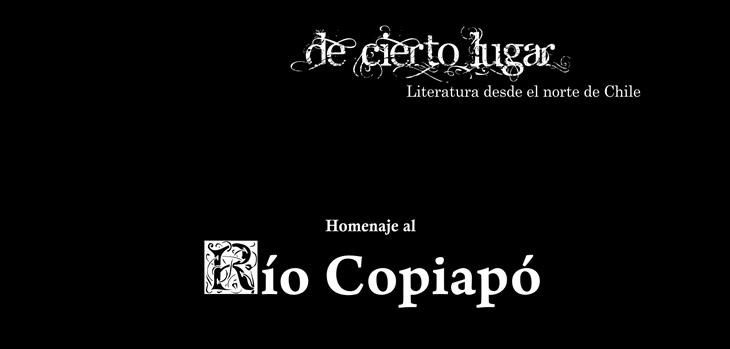 Homenaje al río Copiapó