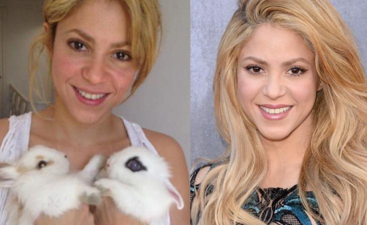 Shakira Instagram | AFP
