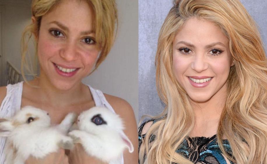 af6d251d3a58 Así son en realidad: Las 5 celebridades que se ven más bonitas sin ...