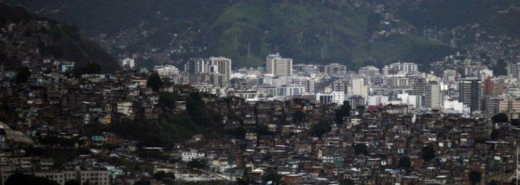 El contraste de Rio | Vanderlei Almeida | AFP