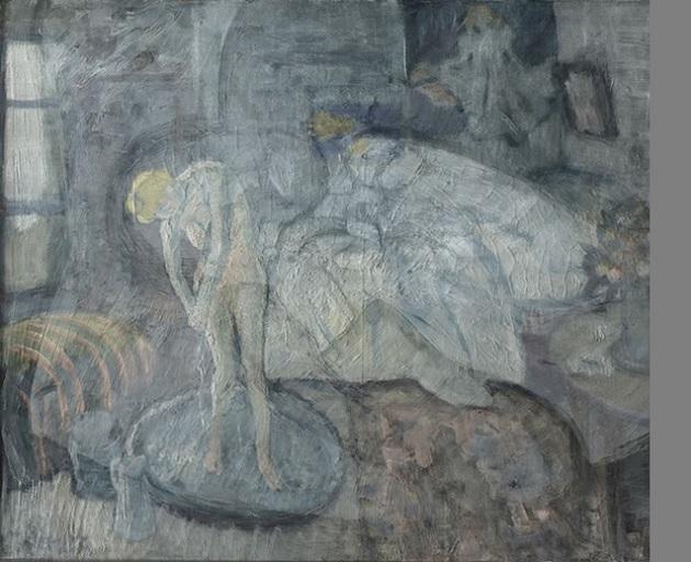 La Habitación Azul | Pablo Picasso