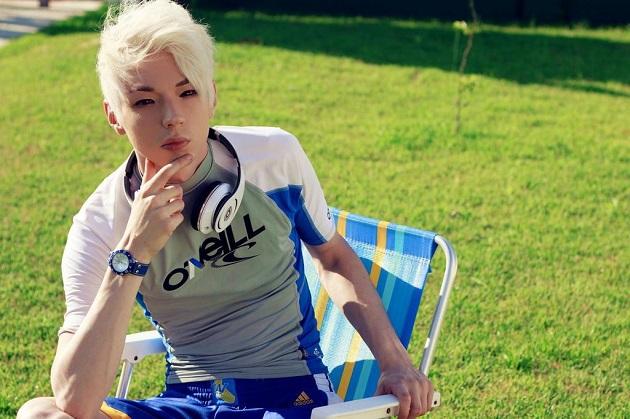 Xiahn en su adolescencia | Facebook