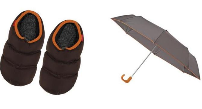 Pantuflas y Paraguas | Casa e Ideas